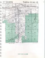 Map Image 016, Iron County 1973